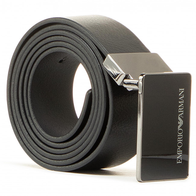 Cintura da uomo EMPORIO ARMANI - Y4S427 YTU7J 84372 Black B.