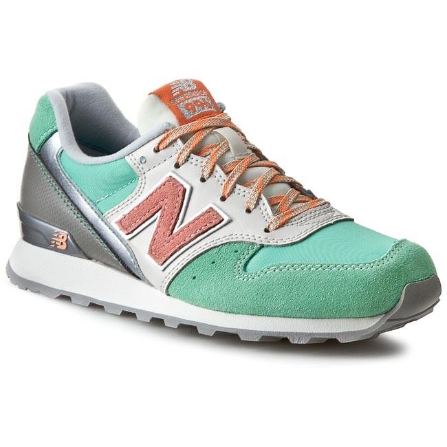 Sneakers NEW BALANCE - Lifestyle WR996EM Verde - Sneakers - Scarpe ...