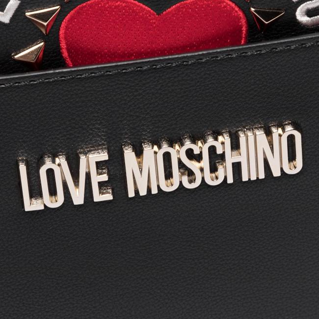 Borsa LOVE MOSCHINO - JC4103PP1ALQ100A Nero - Borse classiche - Borse