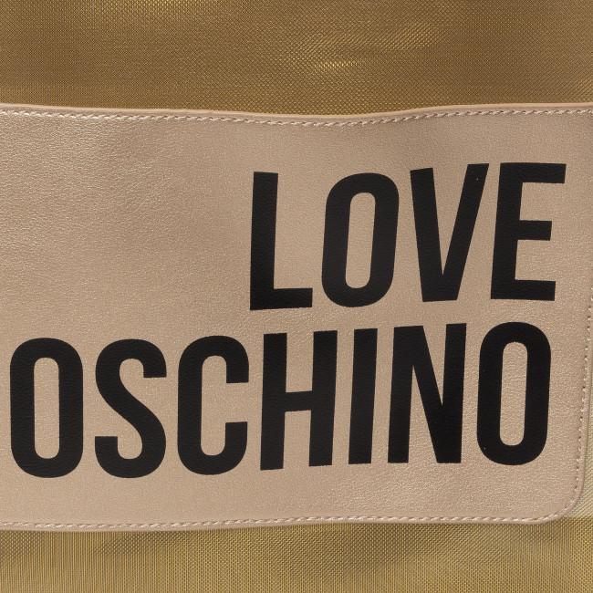 Borsa LOVE MOSCHINO - JC4245PP0AKH190A Platino - Shopper - Borse