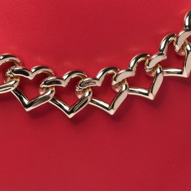 Borsa LOVE MOSCHINO - JC4041PP1ALF0500 Rosso - Borse classiche - Borse