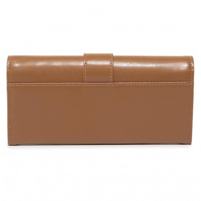 Portafoglio grande da donna PATRIZIA PEPE - 2V9421/A6O5-B667 Cuoio - Portafogli per donna - Portafogli - Pelletteria - Accessori
