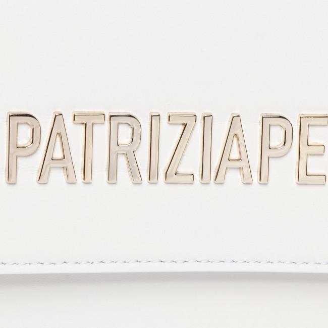 Borsa PATRIZIA PEPE - 2V5920/A229-W146 Bianco - Clutch e borse da sera - Borse