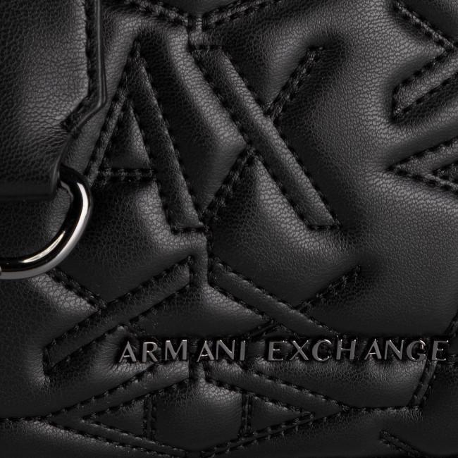 A Borsa Tracolla 9a071 Armani Exchange 942587 00020 Black Borse hQstrd