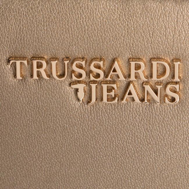 Jeans 75b00782 Borsa Baby Bronze Cube Sera Clutch Borse Da E Trussardi D2I9WHE