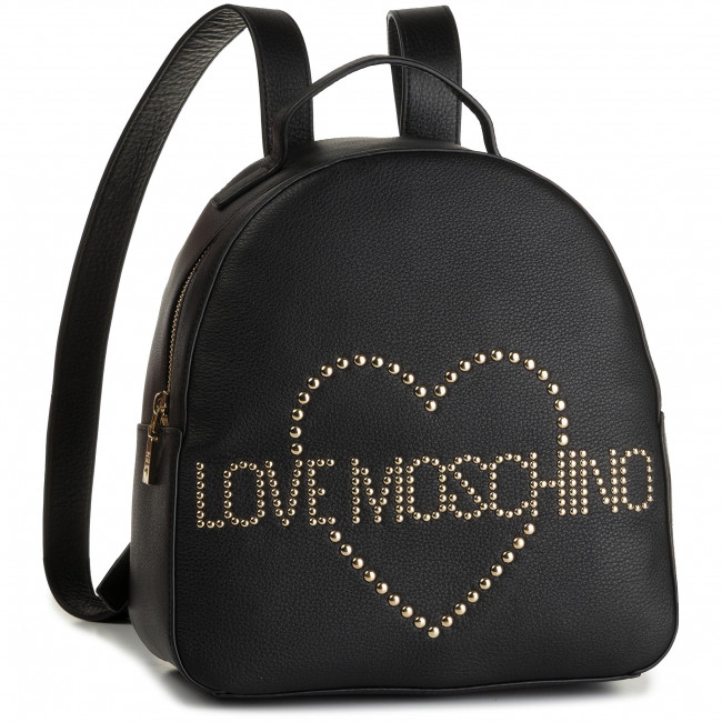 Love Nero Zaini Zaino Jc4072pp18ll100a Borse Moschino j3S54RLAcq