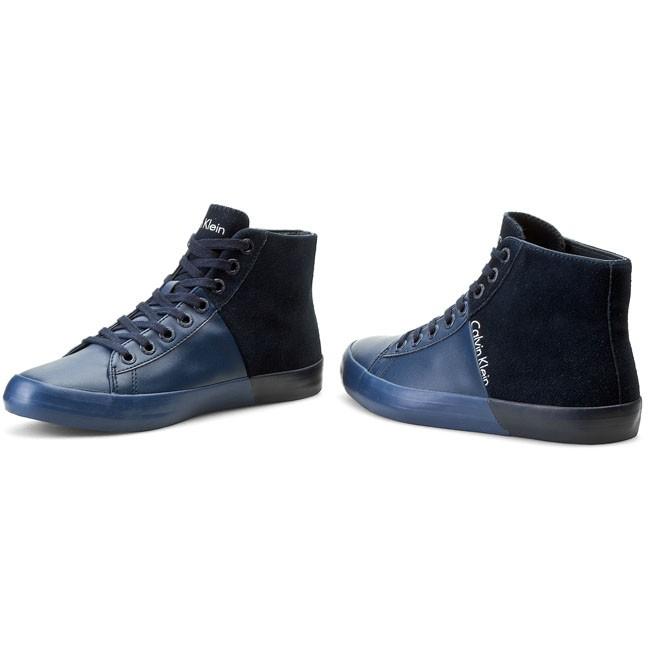 Sneakers CALVIN KLEIN JEANS Buck SE8463 BlackBlack