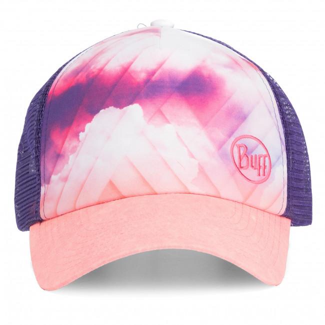 Cappello con visiera BUFF - Trucker Cap Ray 119536.561.10.00 Rose/Pink - Donna - Cappelli - Accessori tessili - Accessori