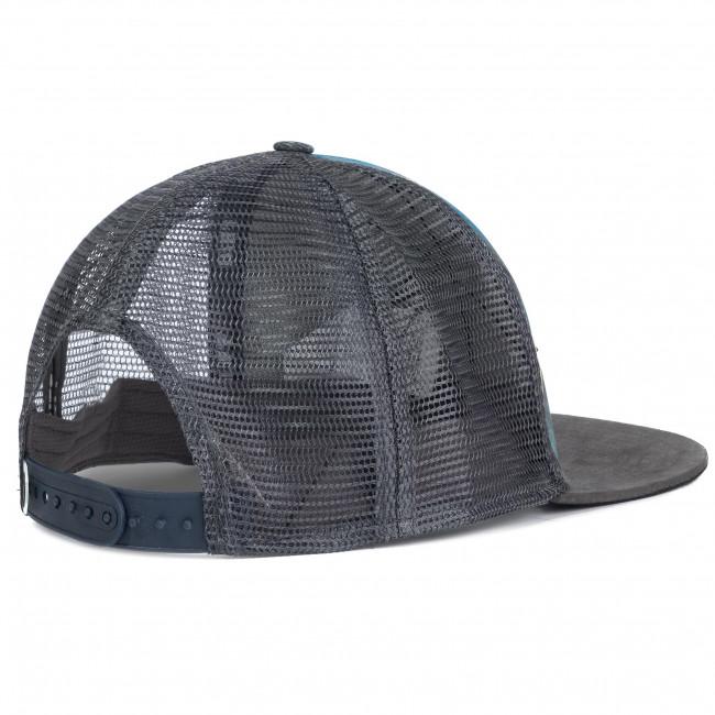 Cappello con visiera BUFF - Trucker Cap Zest 119539.937.10.00 Grey - Uomo - Cappelli - Accessori tessili - Accessori