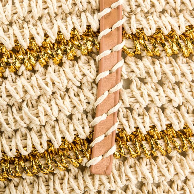 Borsa GIOSEPPO - Puces 49089 Gold - Borse da spiaggia - Borse