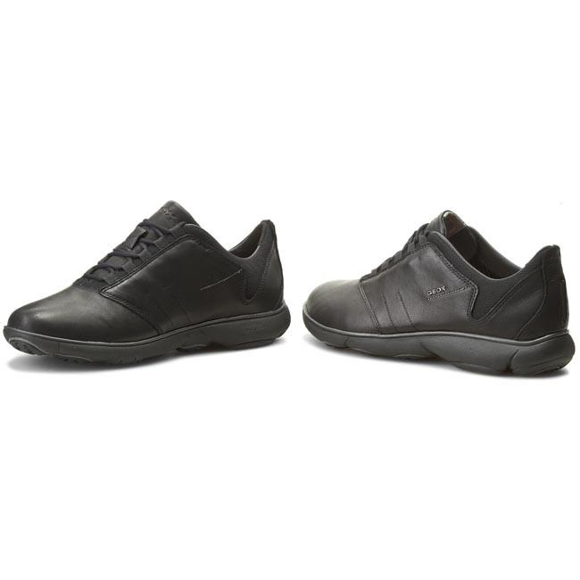 Scarpe da ginnastica geox escarpe it neri pelle