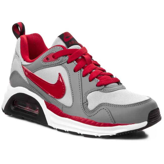 SCARPE NIKE AIR MAX TRAX GS 012 grigio sneakers ginnastica