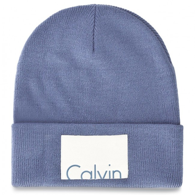 buy online fc5f9 f55ac Cappello CALVIN KLEIN JEANS - Calvin Beanie W K60K603452 439