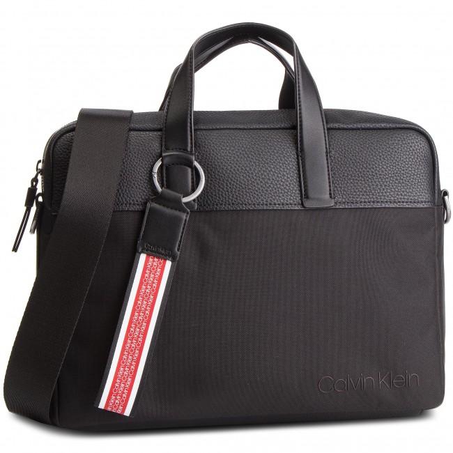 Laptop Pc Accessori Calvin Vault Bag K50k504284 001 Porta Pelletteria Klein WEH2DI9