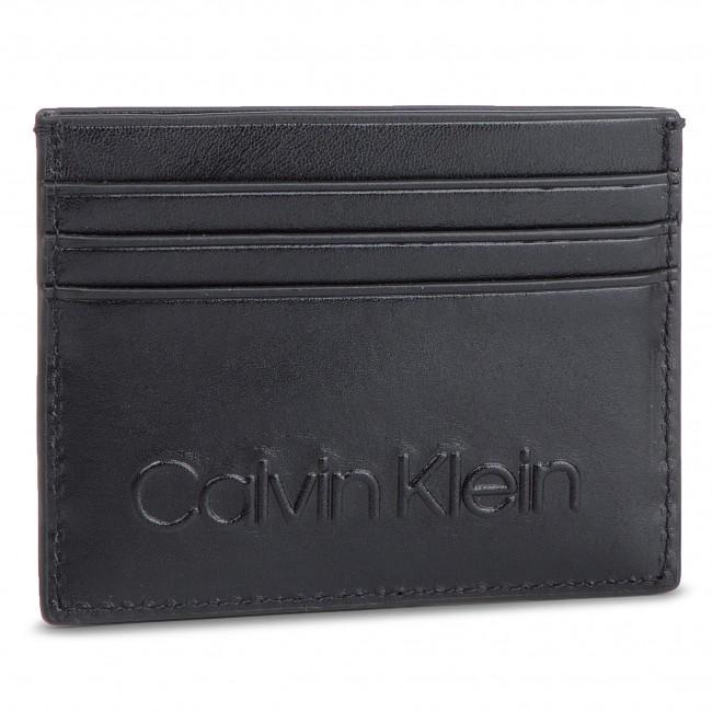 Calvin Accessori Burn Cardholder Pelletteria Credito 001 Klein Per Custodie Carte Di K50k504465 TFlK1Jc3