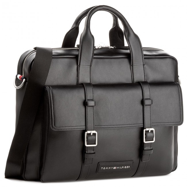 the city computer bag tommy hilfiger