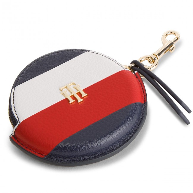 Portamonete TOMMY HILFIGER Cool Hardware Coin Purse Corp AW0AW05300 902