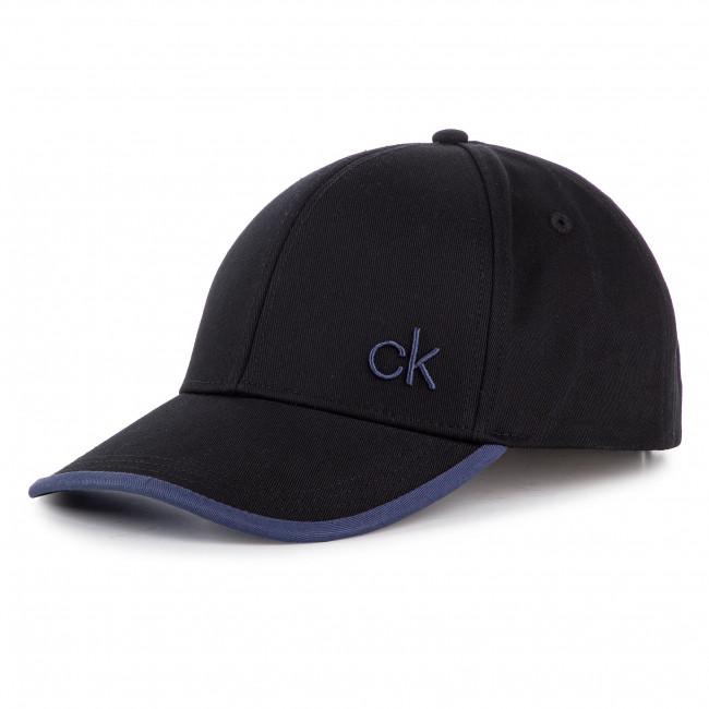 Visiera Accessori Klein Contrast Con Cappello 001 Calvin Tessili Cap Pipng K50k504664 Cappelli Uomo Sliver DHIWE29