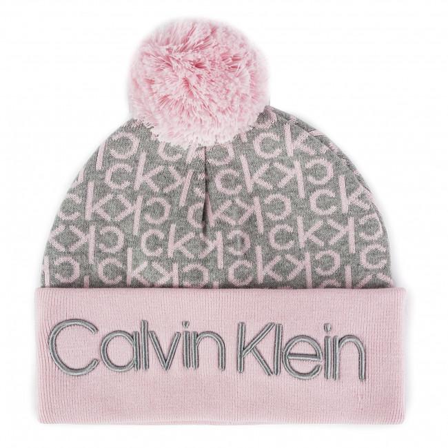 Mono W Industrial Klein Calvin Cappello Donna K60k605912 Accessori Knitted Beanie Cappelli Tessili Tea v8wmN0On