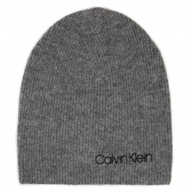moda firmata 03dbe cc1b0 Cappello CALVIN KLEIN - Boiled Wool Beanie K50K505024 P01