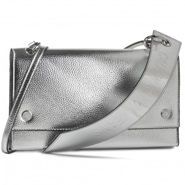 Borsa CALVIN KLEIN JEANS - Ckj Banner Shoulder Flap Bag K60K606159 PE6