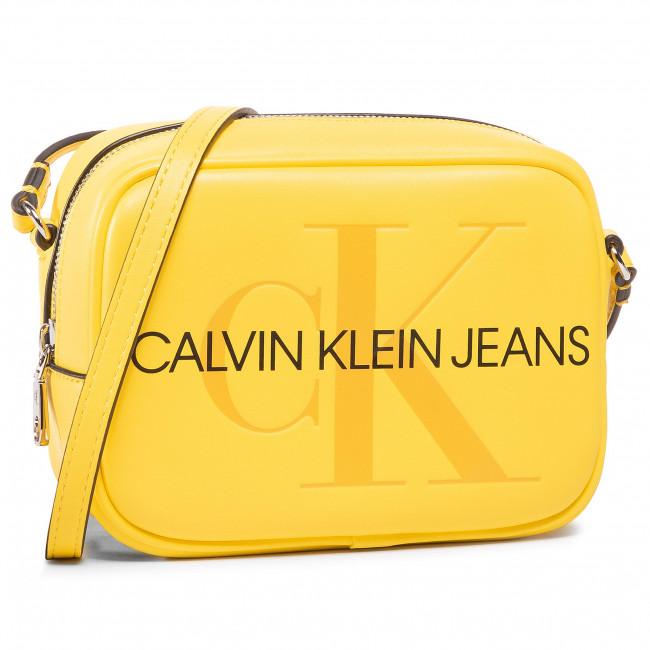 Borsetta CALVIN KLEIN JEANS - Camera Bag K60K607202  YEL