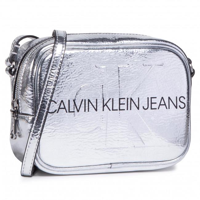 Borsetta CALVIN KLEIN JEANS - Camera Bag K60K607621 BLK