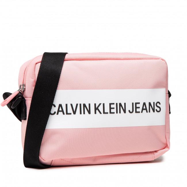 Borsetta CALVIN KLEIN JEANS - Camera Bag K60K608239 Soft Berry TIV