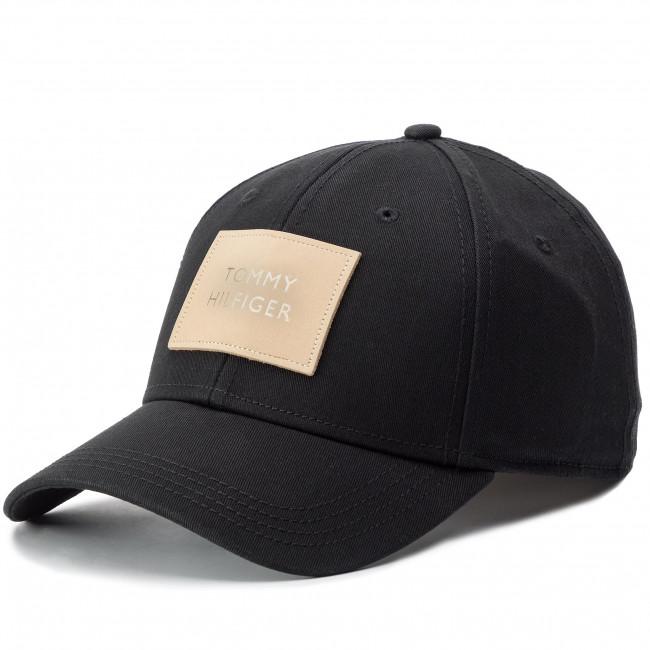 meticolosi processi di tintura meticolosi processi di tintura rapporto qualità-prezzo Cappello con visiera TOMMY HILFIGER - Patch Cap AW0AW06797 002