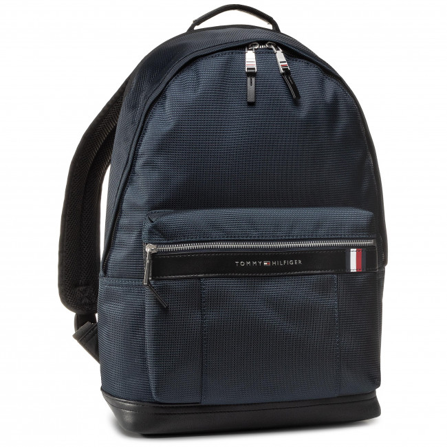 Zaino TOMMY HILFIGER - Elevated Nylon Backpack AM0AM05812 CJM