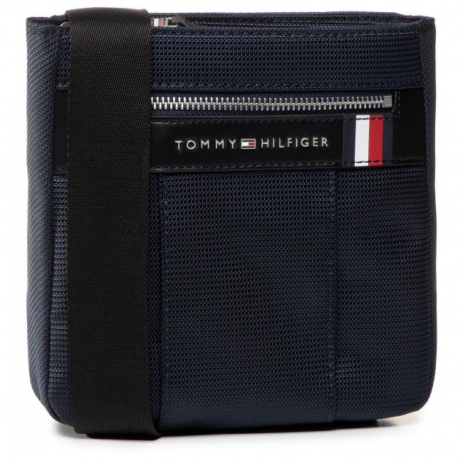Borsellino TOMMY HILFIGER Elevated Nylon Mini Crossover AM0AM05811 Night Blue 403
