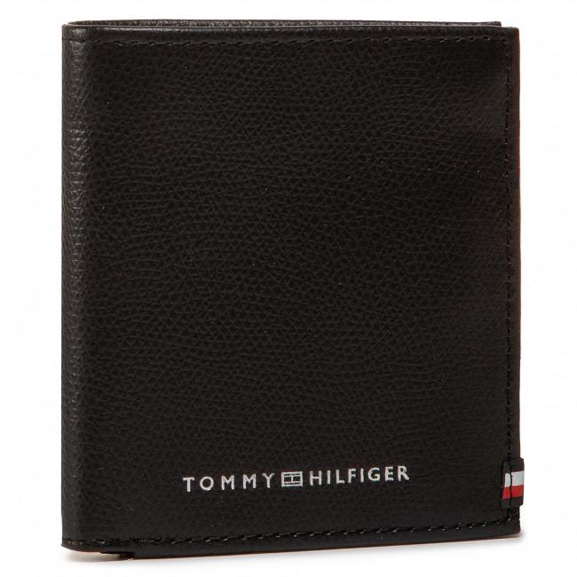 Portafoglio piccolo da uomo TOMMY HILFIGER - Business Trifold AM0AM06728 BDS