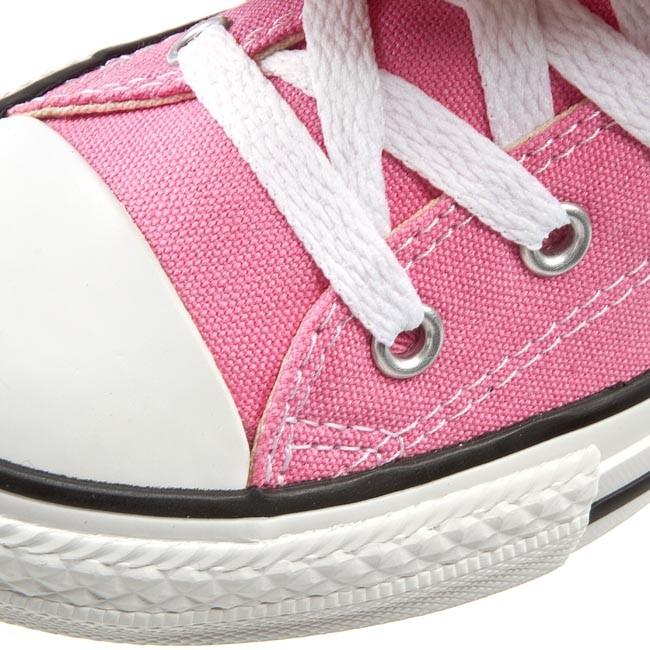 Scarpe da ginnastica CONVERSE - Yths C/T Allsta 3J238 Pink - Stringate - Scarpe basse - Bambina - Bambino