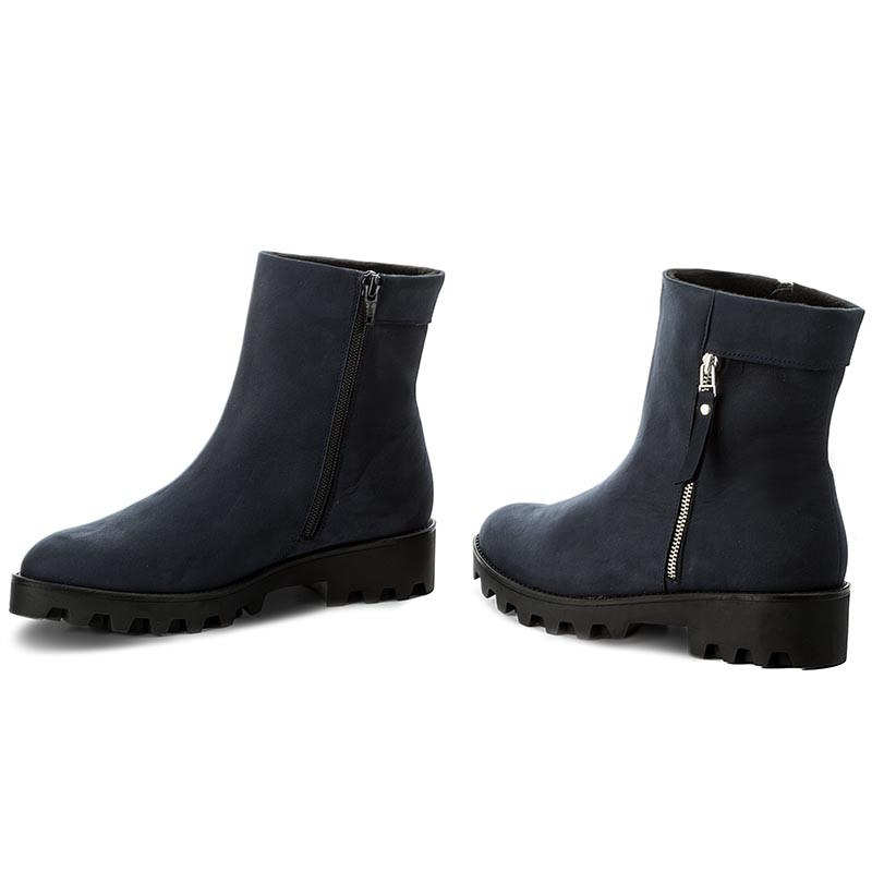Tronchetti GINO ROSSI - Ami DBH096-S92-0600-9900 escarpe neri Pelle Con Paypal En Línea QnF2b0B