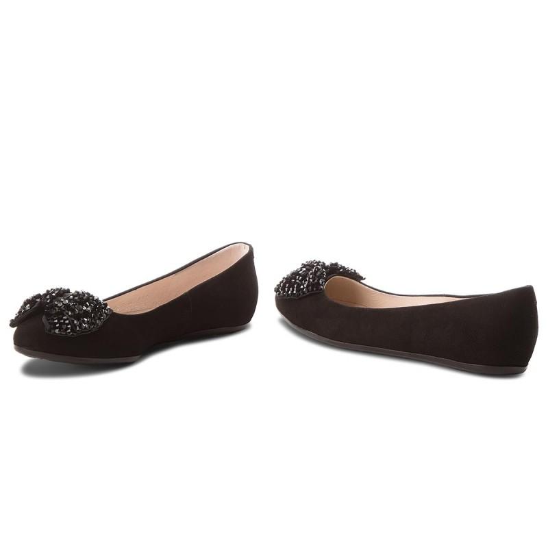 Ballerine GINO ROSSI - Marisa DAH954-282-4900-9900 escarpe neri Pelle t70GAecNg