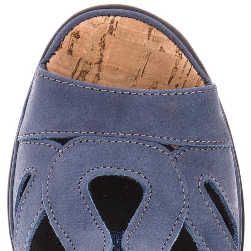 Sandali Comfortabel - 710869 Cobalt 5 a6EdKA