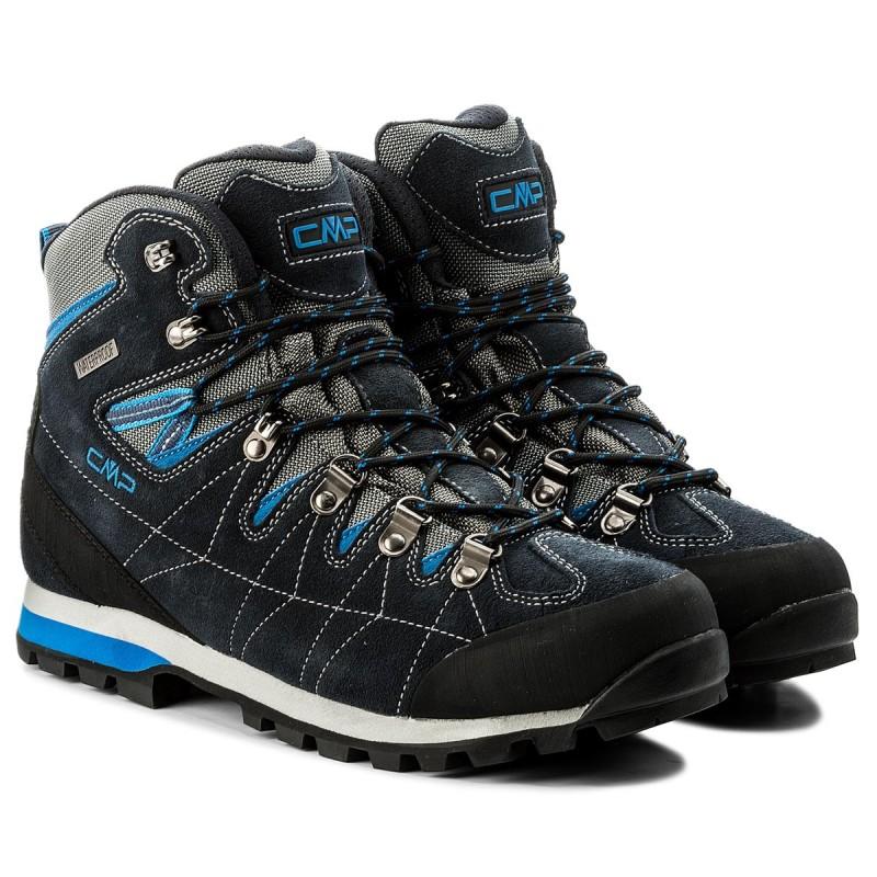 Scarpe da trekking CMP - Arietis Trekking scarpe Wp 38Q9987 Black/Blue N950 Menos De 70 Dólares Envío Libre Excelente Wwz06CoPVw