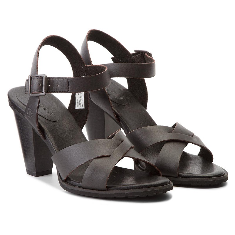 Sandali TIMBERLAND - Derby Heights Sandal A1PD9 nero g9DpLkMZ