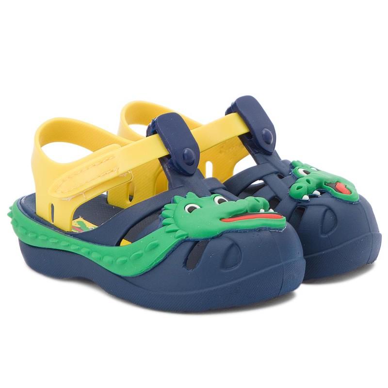 Sandali IPANEMA - Summer V Baby 82460 blu/Yellow 21005 VoUD4f6JG