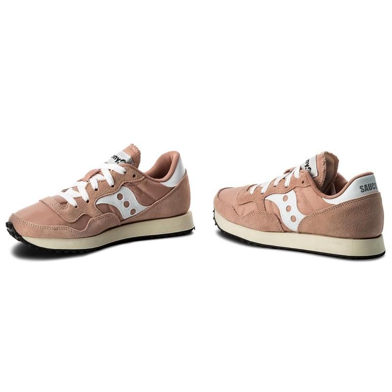 Sneakers SAUCONY - Dxn Trainer Vintage S60369-23 Pea/Wht El Envío Libre Genuino uW6638a5eX