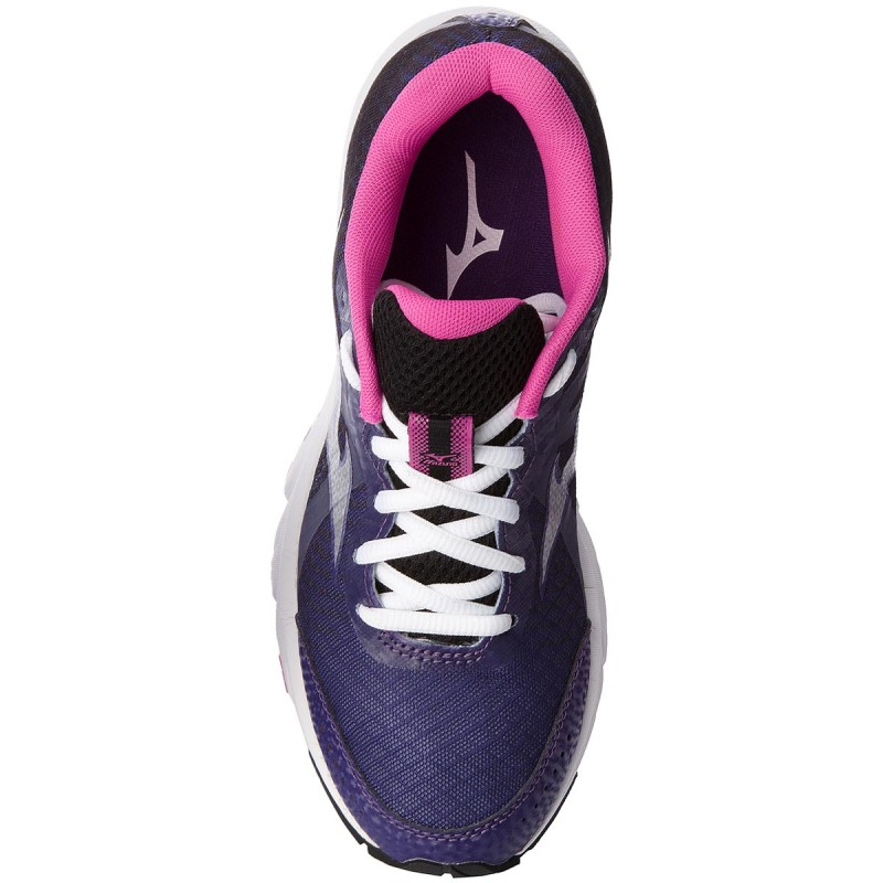 Scarpe MIZUNO - Wave Elevation J1GL141764 Rosa Viola