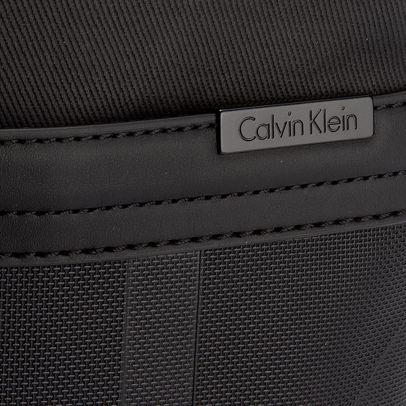 KLEIN CALVIN G Greg0ry Crossover K50K502326 001 LABEL Borsellino BLACK Flat txdsQhrC