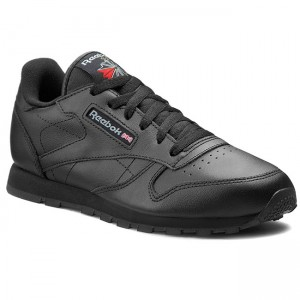 best service e25e4 7b835 Scarpe Reebok - Classic Leather 50149 Black