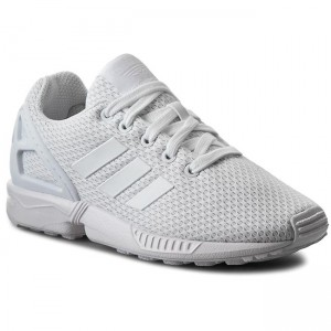 finest selection 1761c 41b55 Scarpe adidas - Zx Flux K S81421 Ftwwht Ftwwht Ftwwht