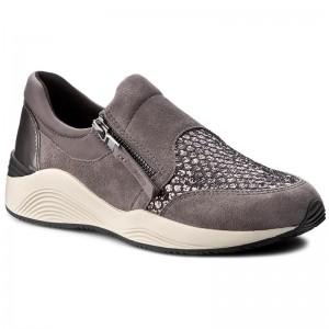 Sneakers U.S. POLO ASSN. - Tabitha FRIDA4042S8 TY1 Glitter Sil ... b1ec3730137