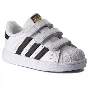best loved cacb8 5f019 Scarpe adidas - Superstar Cf I BZ0418 FtwwhtCblackFtwwht