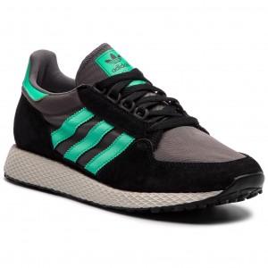 check out 93a7d dba0a Scarpe adidas - Forest Grove B38001 CblackHiregrGrefou - Sneakers - Scarpe  basse - Uomo - www.escarpe.it