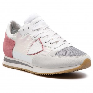 Sneakers PHILIPPE MODEL - Tropez TRLD ND04 Neon Fuxia - Sneakers ... 78a8171fc80