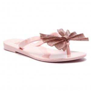 6632bbd5b06b96 Infradito MELISSA - Mel Harmonic Bow Vi Inf 32446 Pink Glitter Multicolor  52848