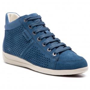 reputable site 75be0 5aeab Sneakers GEOX - D Myria B D8268B 00022 C4008 Denim